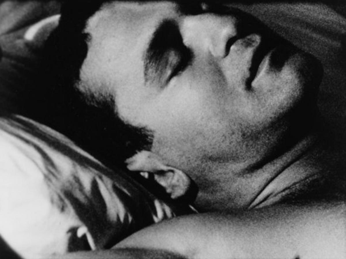 Sleep (Andy Warhol, 1964)
