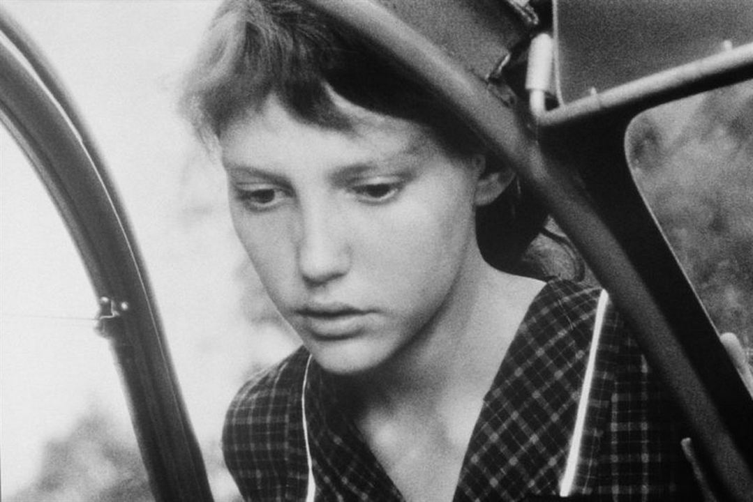 Anne Wiazemsky in Au hasard Balthazar (Robert Bresson, 1966)