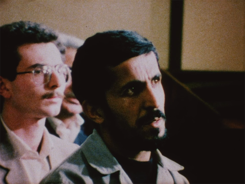 (2) Hossein Sabzian in Nema-ye nazdik [Close-Up] (Abbas Kiarostami, 1990)