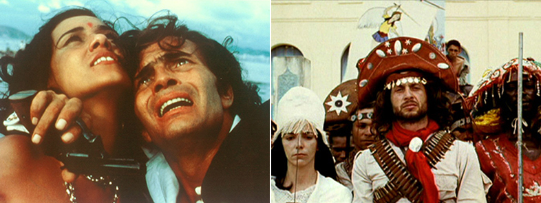 (11) & (12) A idade da terra [The Age of the Earth] (Glauber Rocha, 1980)