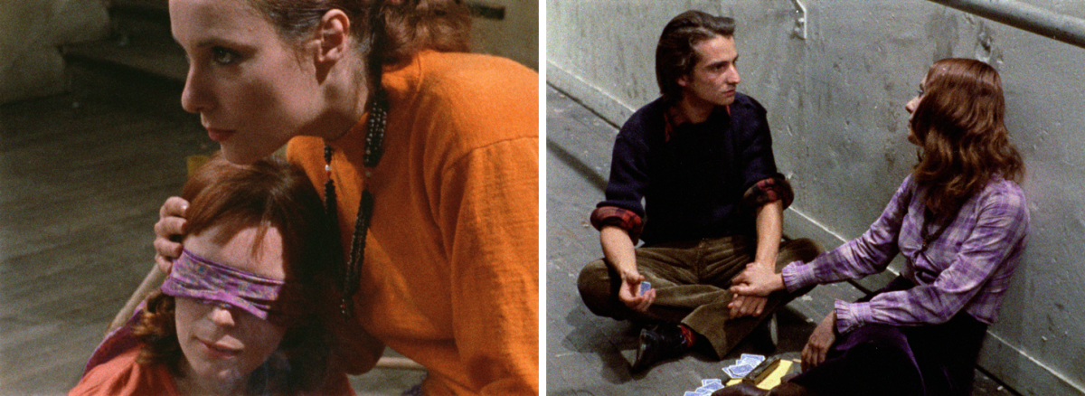 (3) & (4) Out 1, noli me tangere (Jacques Rivette, 1971)