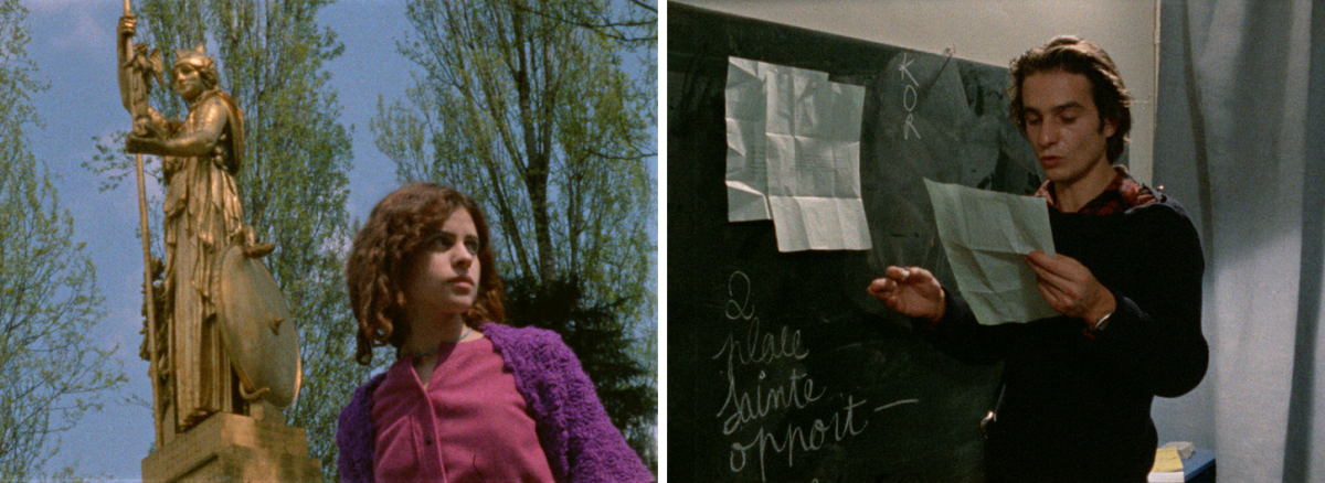 (7) & (8) Out 1, noli me tangere (Jacques Rivette, 1971)