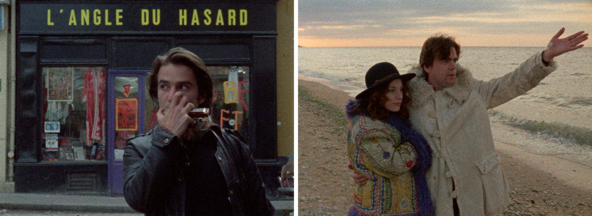 (9) & (10) Out 1, noli me tangere (Jacques Rivette, 1971)