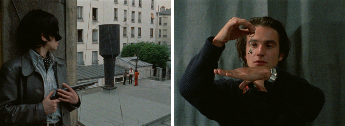 (11) & (12) Out 1, noli me tangere (Jacques Rivette, 1971)