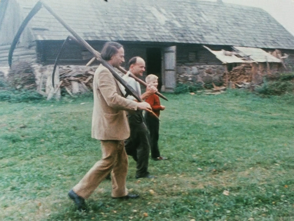 Reminiscences of a Journey to Lithuania (Jonas Mekas, 1972)