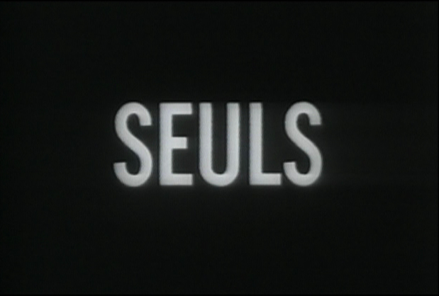 Seuls (Olivier Smolders & Thierry Knauff, 1990)