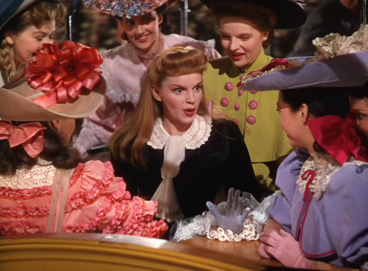 (8) Meet Me in St. Louis (Vincente Minnelli, 1944)