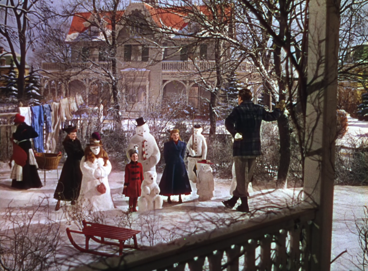 (9) Meet Me in St. Louis (Vincente Minnelli, 1944)