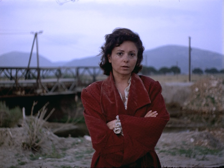 (8) O thiasos [The Travelling Players] (Theodoros Angelopoulos, 1975)