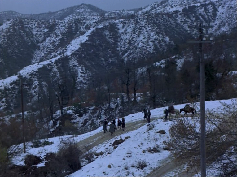 (12) O thiasos [The Travelling Players] (Theodoros Angelopoulos, 1975)