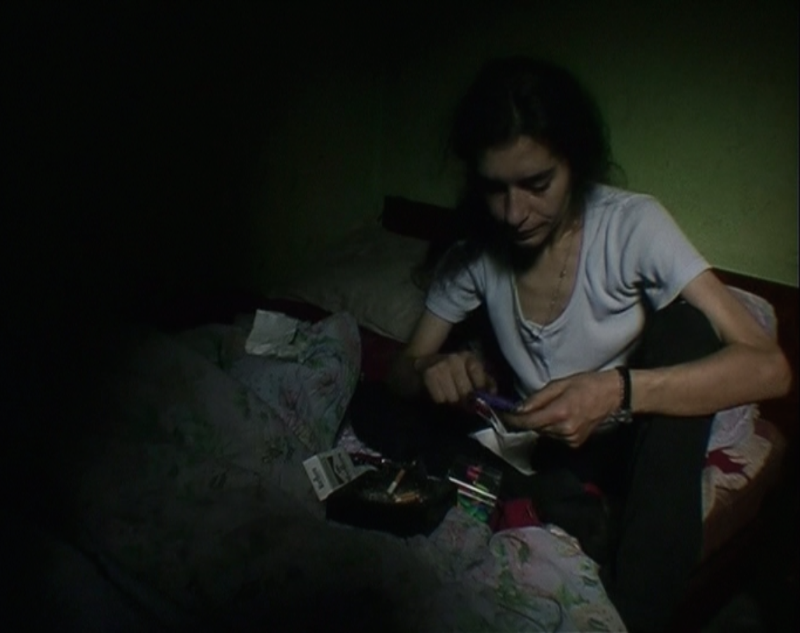 (2) No quarto da Vanda [In Vanda's Room] (Pedro Costa, 2000)