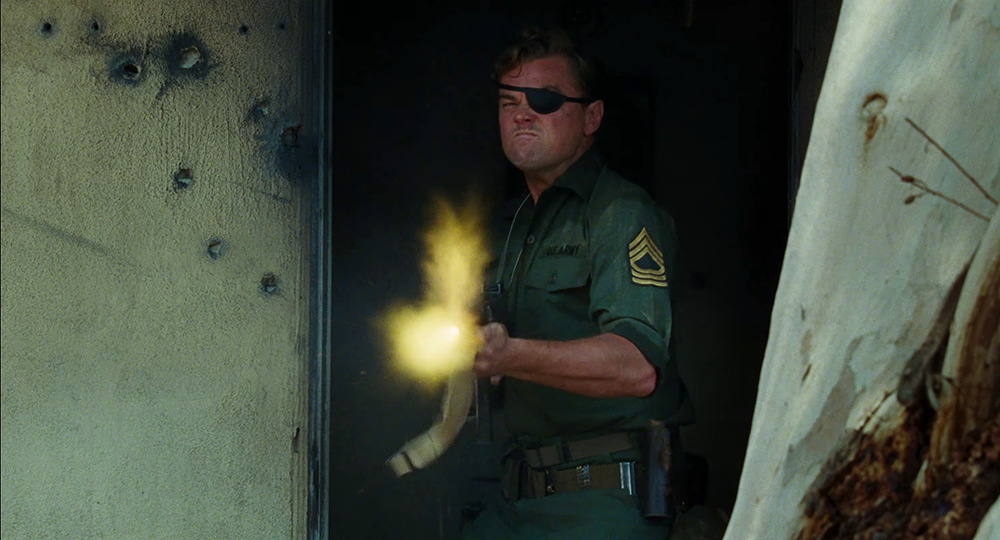 (5) Once Upon a Time… in Hollywood (Quintin Tarantino, 2019)